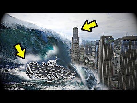 Fugindo do Tsunami