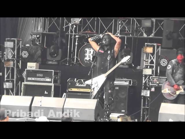 Koil Live at Hellprint 2016 - United Day IV #Edankeun