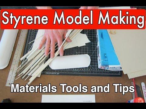 styrene-tutorial-guide-basic-intro-plastic-model-making-modeling-tips-and-tricks-(part-1)