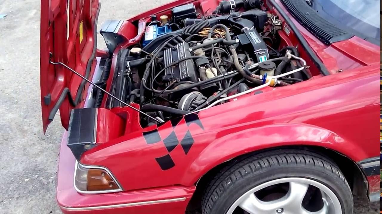 Honda Prelude 1983 Es1