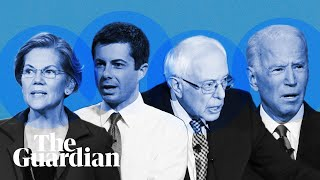 Race for Iowa: how Democrats pick their presidential candidate