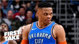 Could Russell Westbrook's abrasive demeanor hurt his game? | First Take