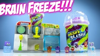 Repeat youtube video The Grossery Gang Mushy Slushie Machine & Collectors Cup Moose Toys