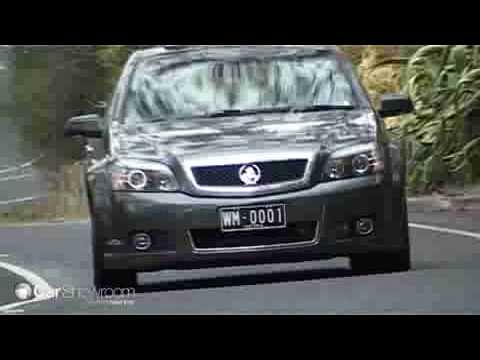 Holden Caprice 2009 - Car Review