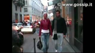 Brigitta Bulgari con il fidanzato Paolo