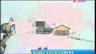 В горах Красной Поляны началась настоящая зима(, 2015-11-11T17:02:24.000Z)