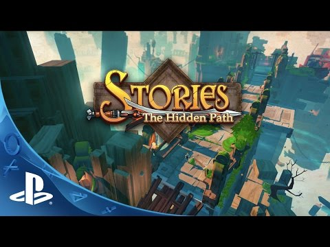 Developer of Tiny Brains reveals Stories: The Hidden Path