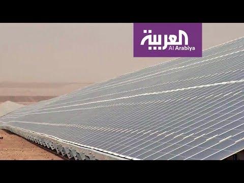مشروع توليد الطاقة الشمسية في أكبر مخيمات اللاجئين السوريين  - 21:21-2017 / 11 / 13