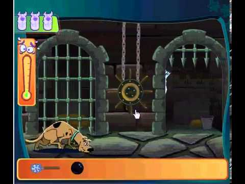 Scooby Doo and the Creepy Castle walkthrough in friv games
