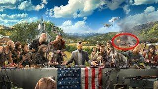 Far Cry 5 Что нам показали в трейлер. Разбор трейлера.