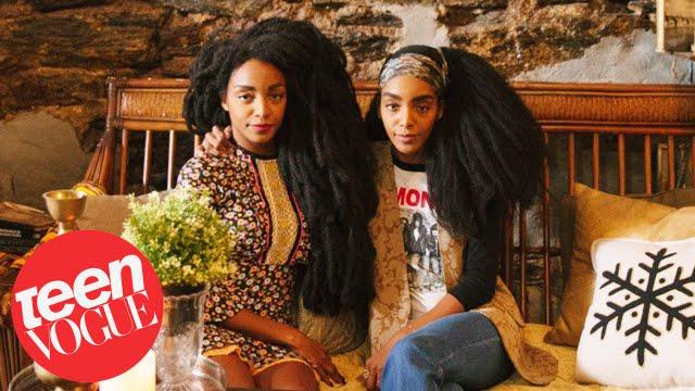 The Urban Bush Babes Reveal Their Best Vintage Shopping Hacks Teen Vogue