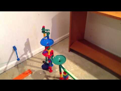 STM - 6 Simple Machines - Rube Goldberg Project