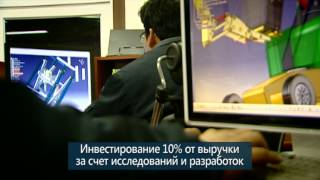 Автовышка Jinwoo SMC Company Presentation Video in Russian(This is the presentation video in Russian Language prepared to highlight the focus and future vision. This gives brief insight to Construction Special Machinery ..., 2012-05-29T02:48:48.000Z)