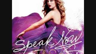 Taylor Swift - Speak Now album previews! (official songs) + Track list