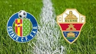 Video Gol Pertandingan Elche vs Getafe