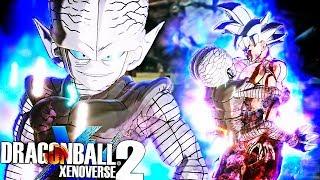 😱EL SER MÁS FUERTE DEL UNIVERSO 7  ¡SAIBAMAN ULTRA INSTINTO!😱 Dragon Ball Xenoverse 2 MODS