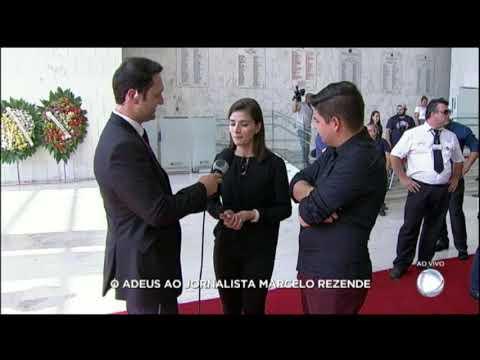 Repórteres do Cidade Alerta lembram do carinho de Marcelo Rezende