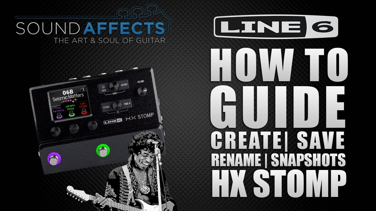 DOWNLOAD Line 6 Jimi Helix Hendrix Preset | Sound Affects