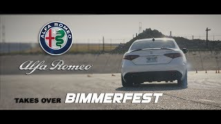 Alfa Romeo Takes Over Bimmerfest - Sponsored