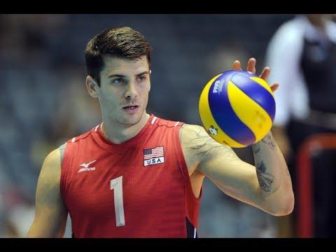 The best volleyball player  - Matt Anderson