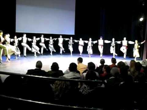 Армянский танец Терендез