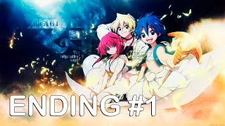 MAGI The Labyrinth of Magic Ending 1