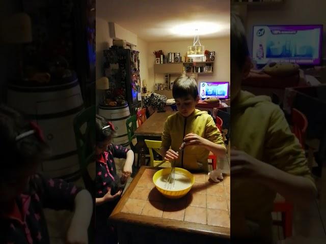 Alessandro - Waingunga Cucina in casa Marzo 2020