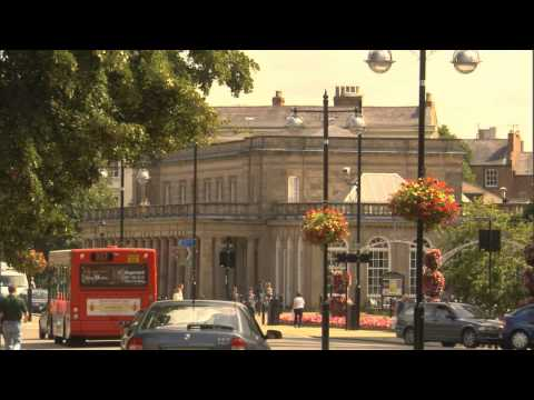 Leamington Spa clip - From Discover Warwickshire