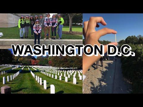 Washington D.C. Trip | Vlog 2017