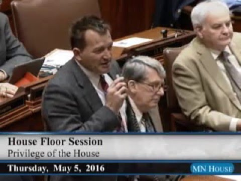 House Floor session - part 2  5/5/16