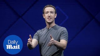 Facebook CEO Mark Zuckerberg addresses Cleveland shooting - Daily Mail