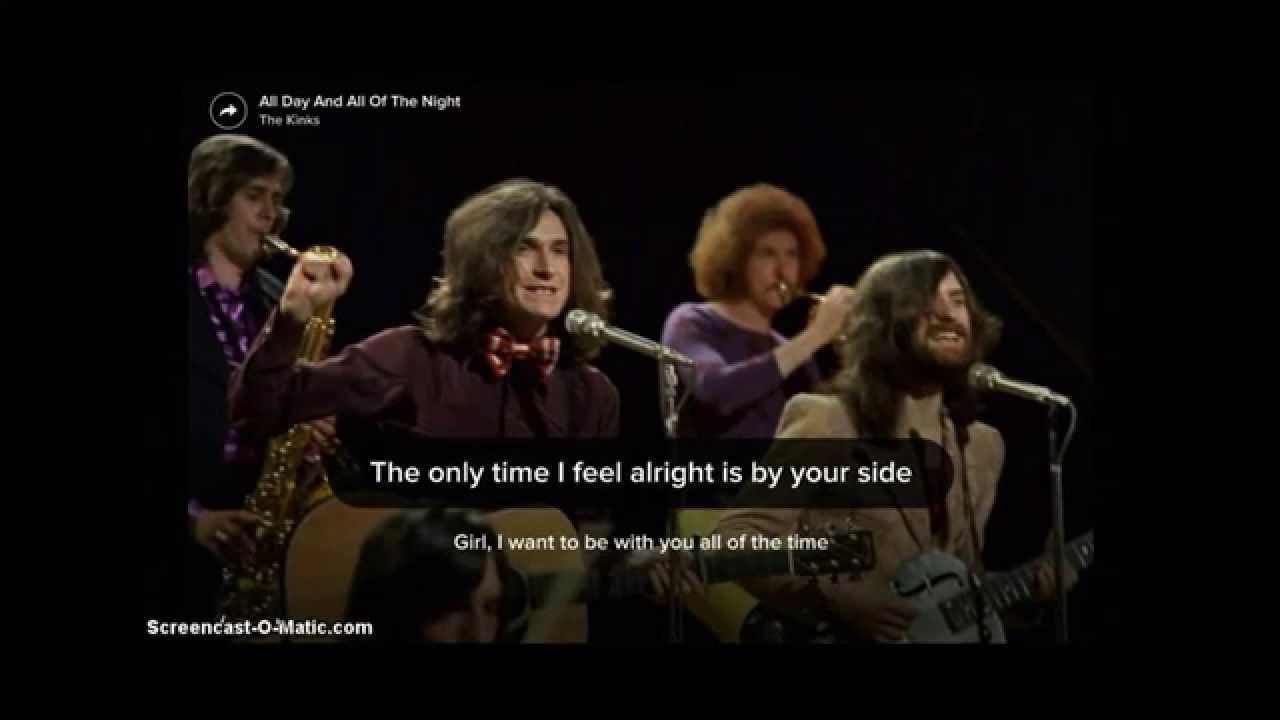 day and night lyrics