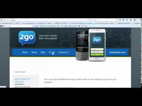 How To Download 2go On Mobile Phone & PC In Nigeria & Worldwide - NaijaTutor