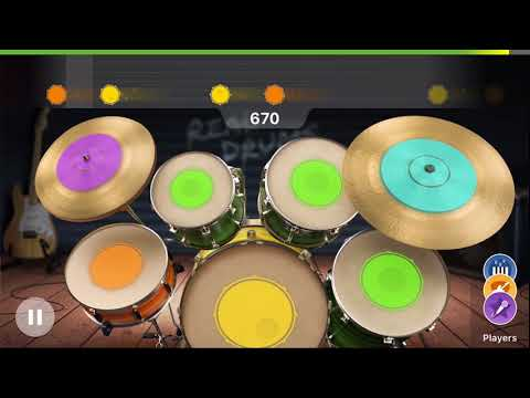 WeDrum: brand new drum game
