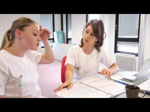 Accueil de l'étudiant infirmier : premier jour de stage - IFSI Ambroise Paré