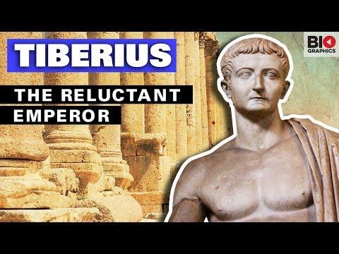 Tiberius: The Reluctant Emperor