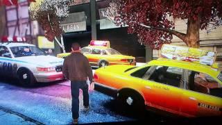 Realistic graphics GTA IV