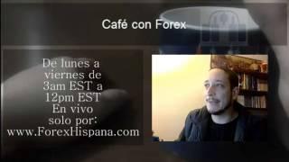 Forex con Café del 22 de Marzo del 2017