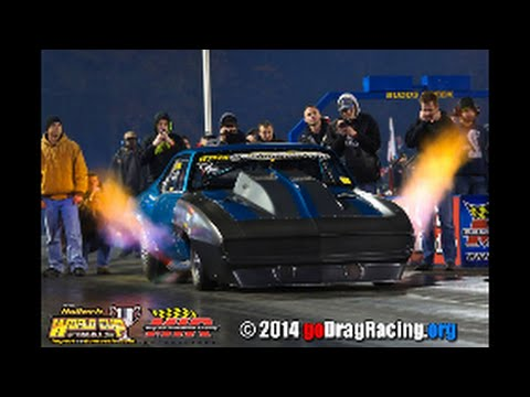 2,700+hp ProCharged BBC - Steve Morris Engines