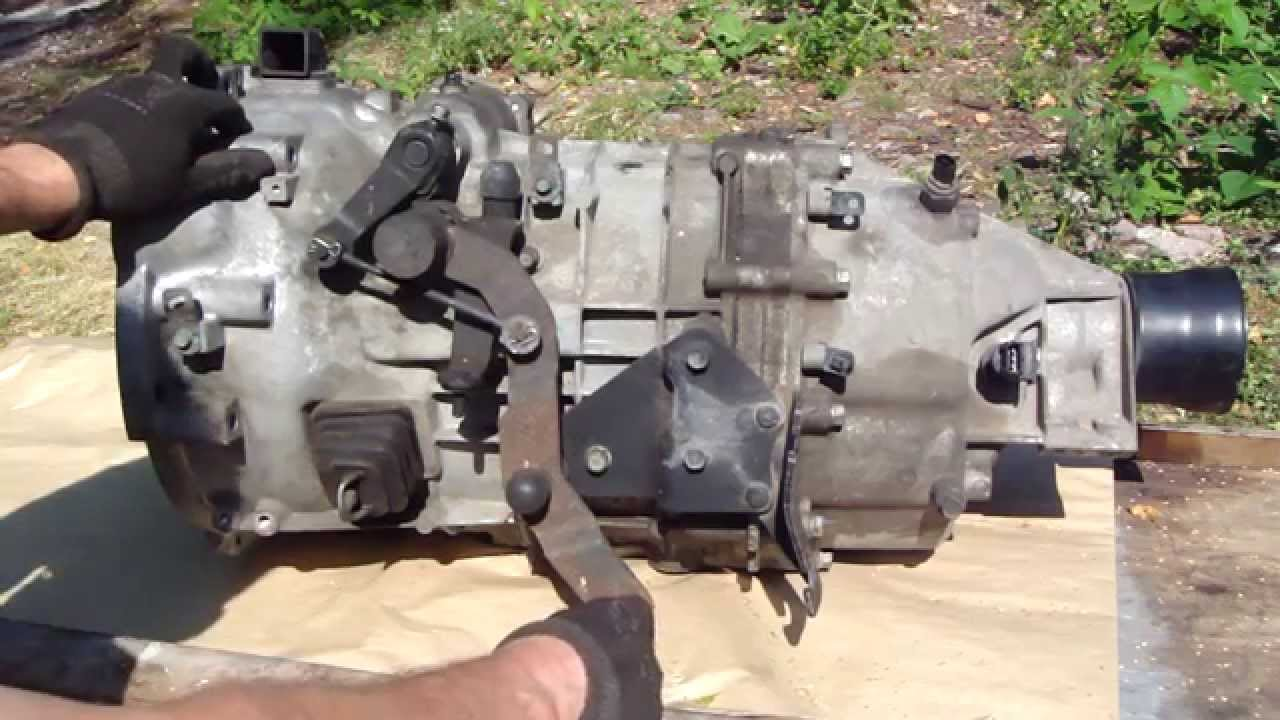 Hyundai Starex H1 gearbox info and outlook  YouTube