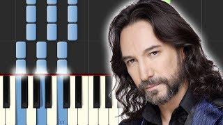 Si No Te Hubieras ido / Marco Antonio Solis / Piano Tutorial