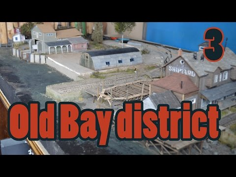 Sandy shore | Old Bay District | Finescale Waterfront
