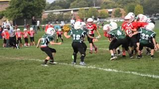 Memorial Spartans 5th Grade Vs. Sacred Hearts (2015)