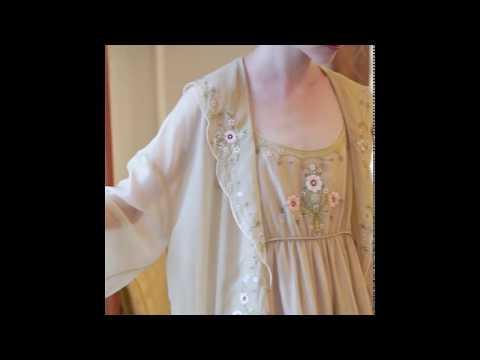 vintage-wedding-dress-removable-bolero-&-long-cardigan