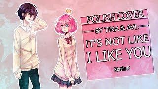 【avlönskt x tina】its not like i like you ✿〖polish〗✿