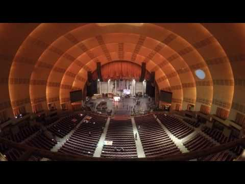Radio City Stage Secrets: The Calling Stage Manager