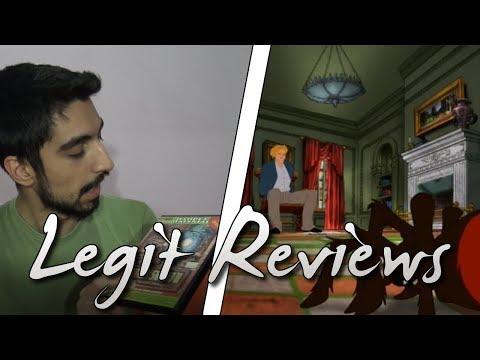 Legit Reviews - Broken Sword II: The Smoking Mirror