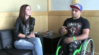 WRIF Rock Girl w/ Wheelz from Nitro Circus