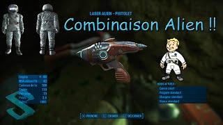 Fallout 4 Obtenir la Combinaison et le Fusil Alien Arme Secr te