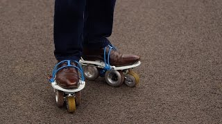 These Smart Skates Make Walking a Breeze
